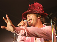 Jay Kay - Sony Ericsson Launch Party