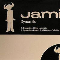 Dynamite vinyl remixes cover artwork