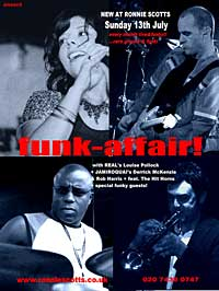 Funk-Affair flyer
